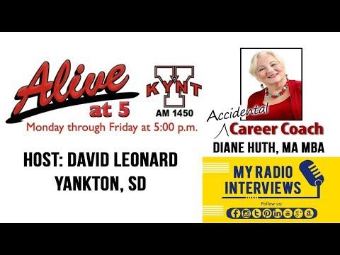 KYNT radio feat. Diane Huth