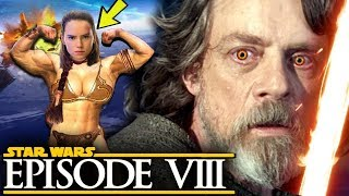 Star Wars, and the problem with Rey