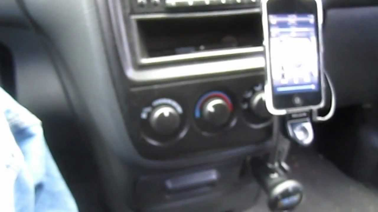 Belkin Tunecast Auto Universal Belkin Pro Fm Transmitter For Ipod Iphone Review Youtube