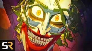 10 Alternate Versions of The Joker You Didn't Know About