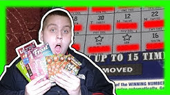 I Bought Canada Lottery Tickets and Won How Much!?