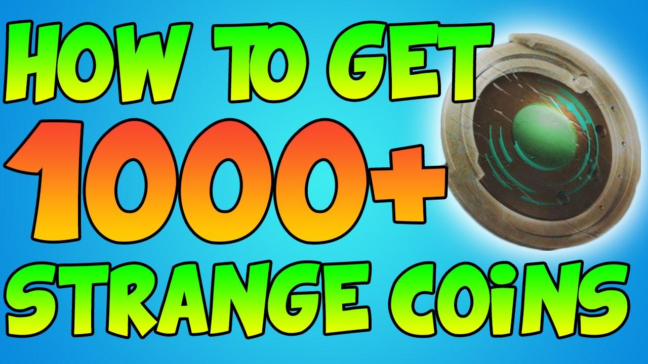 Destiny strange coins how to get strange coins 1000