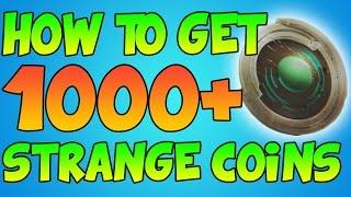 "Destiny: Strange Coins – ""How to Get Strange Coins"" – ""1000 Strange Coins"" How to get Strange Coins"