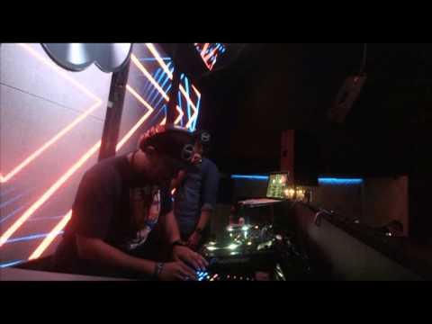 DJ Fuzz at Redbull Thre3style Semi Final Malaysia 2013