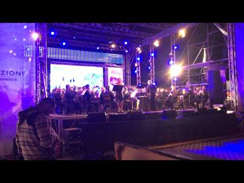 Alexia - Only Teardrops live with Beland Band at The Beland Music Festival 2014