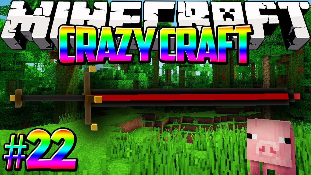 crazy craft free minecraft craft quot big bertha sword quot modded survival 1788