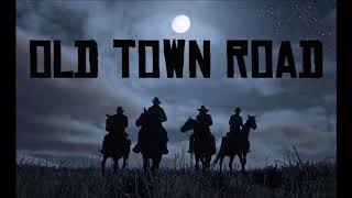 Lil Nas X Ft. Billy Ray Cyrus - Old Town Road (The Dark Horror Bootleg)