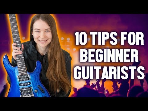 10 Things Beginner Guitar Players Should Know
