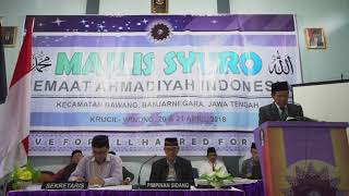 Indonesia National Meeting