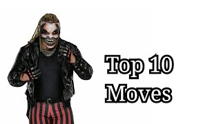 "Top 10 Moves of ""The Fiend"" Bray Wyatt"