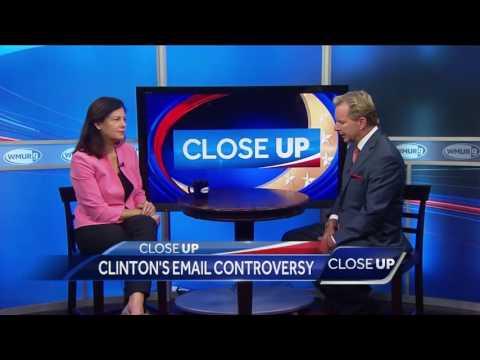 CloseUP: Senator Kelly Ayotte talks about police shootings