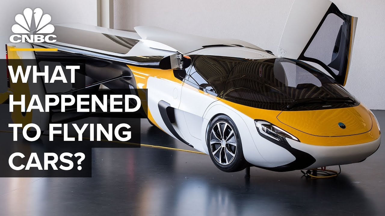 Why Don't We Have Flying Cars Yet?