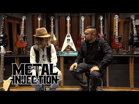 REX BROWN On Going From PANTERA to solo artist, from metal to rock, and more! | Metal Injection