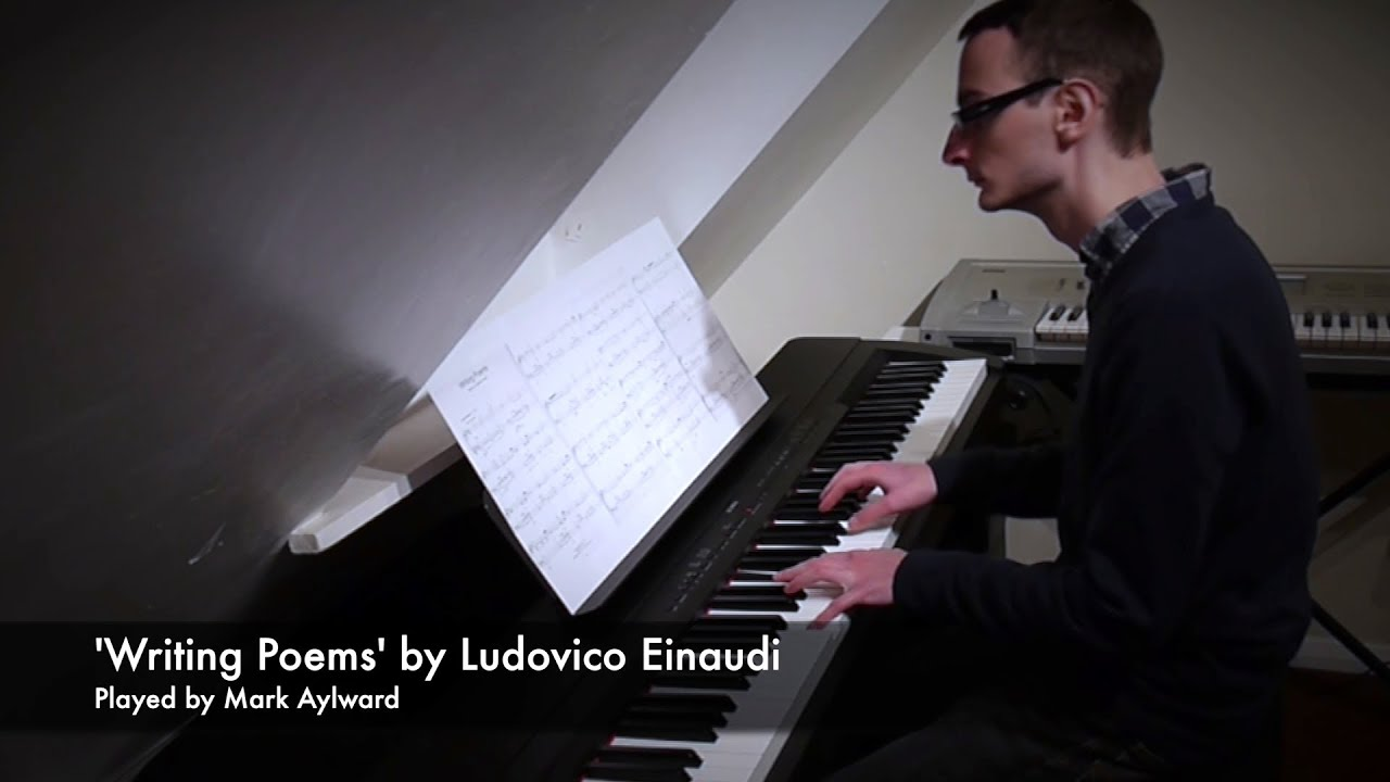 writing poems ludovico Buy mp3 music online / ludovico einaudi / doctor zhivago ludovico einaudi — doctor zhivago writing poems : 04:10: $015: 11: eyes closed : 02:52: write a.