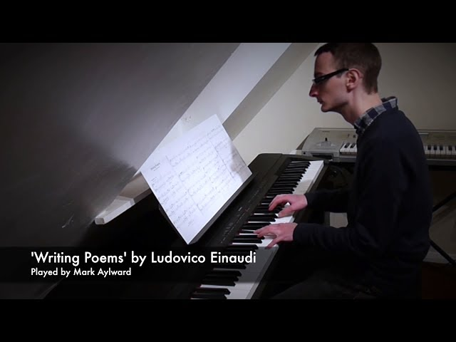 writing poems ludovico einaudi (intouchables) The intouchables soundtrack, find all 36 songs from the the intouchables (2012) movie music soundtrack, with scene descriptions  writing poems ludovico einaudi, daniel hope & i virtuosi italiani ludovico einaudi, daniel hope & i virtuosi italiani 0:17 driss smokes and hangs out with his friends in the back alleys 0 28k.