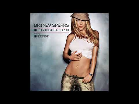 Britney Spears - Me Against The Music Demo (Acapella, Hidden Sounds and Vocals)