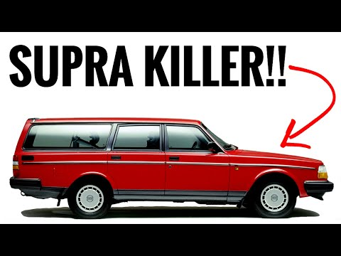 7 Sleeper Cars You Should Be SCARED To Race!!