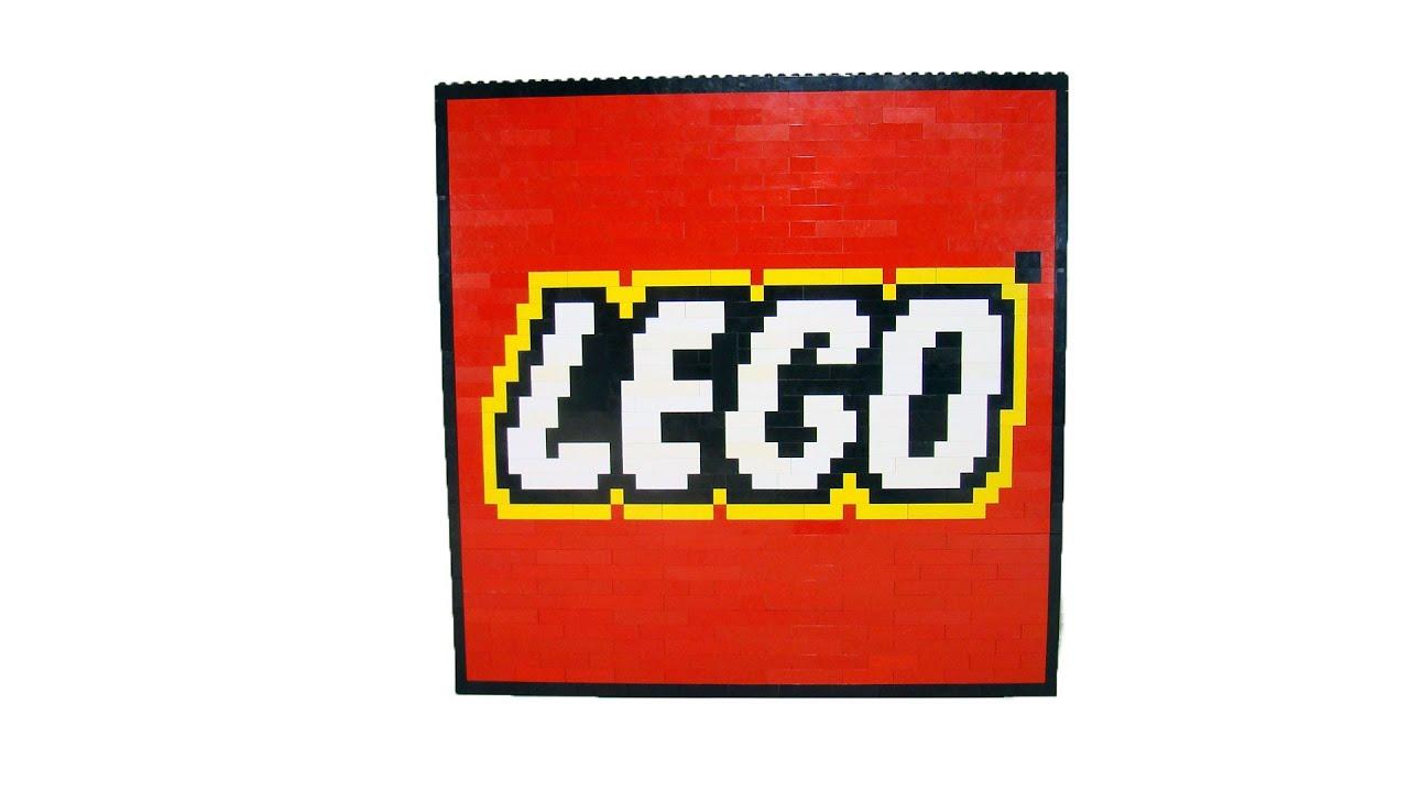 How To Build Lego Logo Youtube