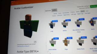 How to make mario and Luigi in roblox