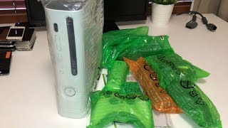 Unboxing an XBOX 360 - Untouched Since 2006
