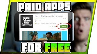 Download HOW TO GET PAID APPS FOR FREE ON ANDROID 2019 (NO ROOT)   GET FREE ANDROID GAMES
