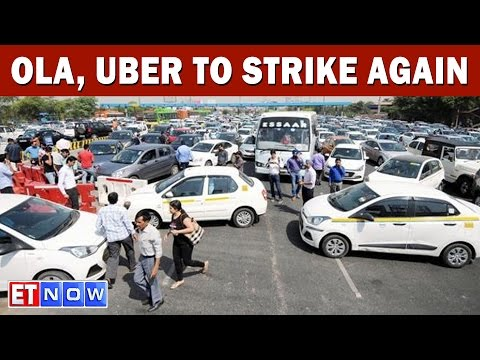 Thumbnail: Ola And Uber Drivers To Strike Again On Tuesday
