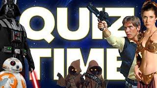 Quiztime Star wars