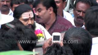 Sri Anand Guruji, a well known astrologer from Bangalore