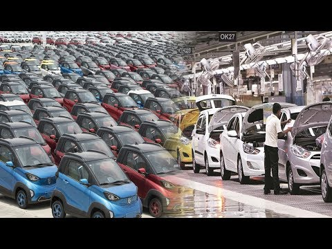 Electric Vehicles in China Are Gaining Popularity Worldwide