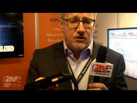 ISE 2015: Airgoo Wireless Media Shows Their Media Player, the MicroPlayer Box