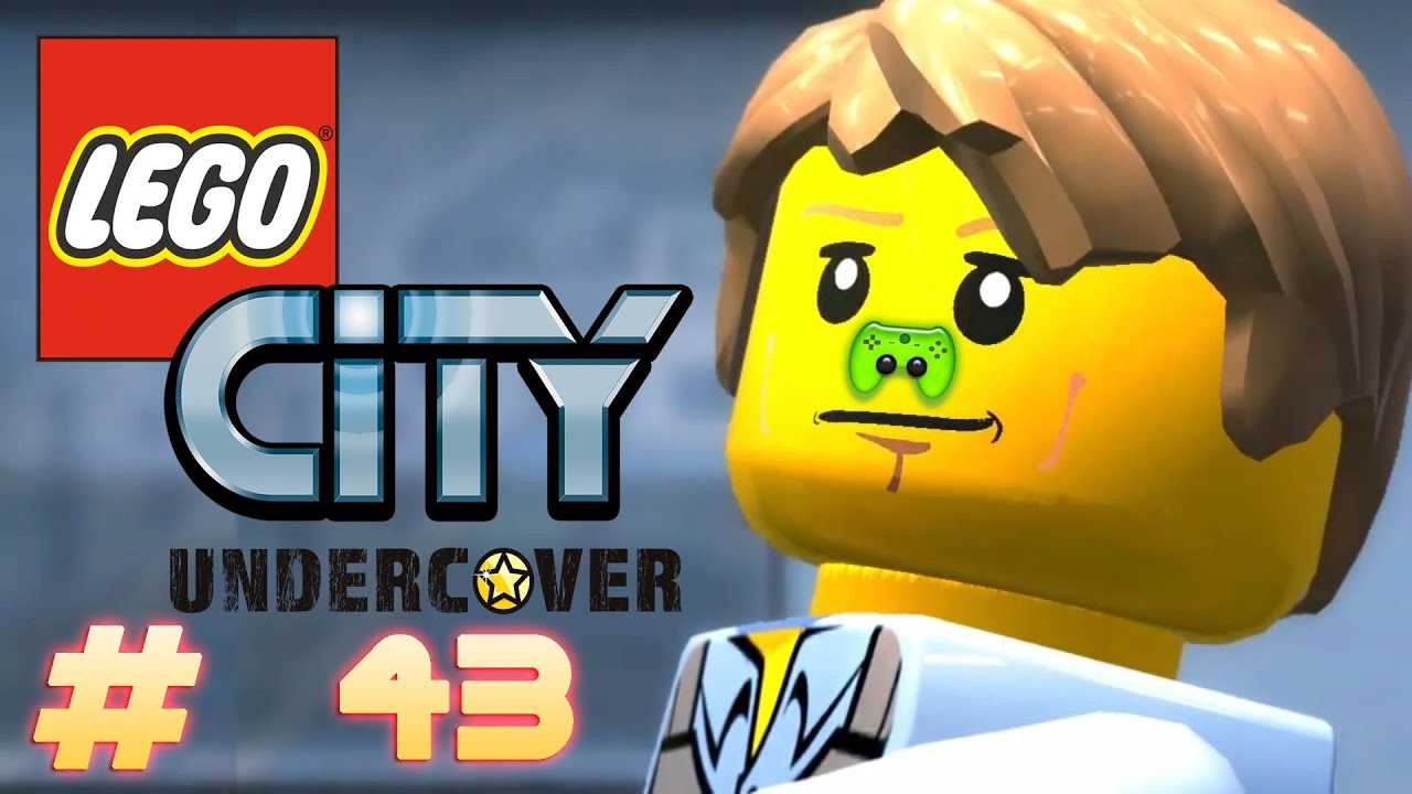 lego city undercover spiel