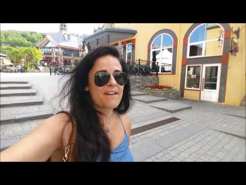 Travelling to Mont-Tremblant Quebec