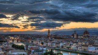 #493. Флоренция (Италия) (супер видео)(Самые красивые и большие города мира. Лучшие достопримечательности крупнейших мегаполисов. Великолепные..., 2014-07-02T17:00:39.000Z)
