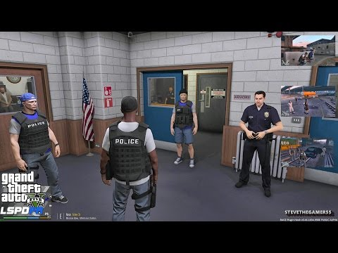 GTA 5 LSPDFR - DETECTIVE WORK - CASE FILE 14 (GTA 5 PC POLICE MODS)