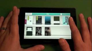 Kobo for the BlackBerry PlayBook