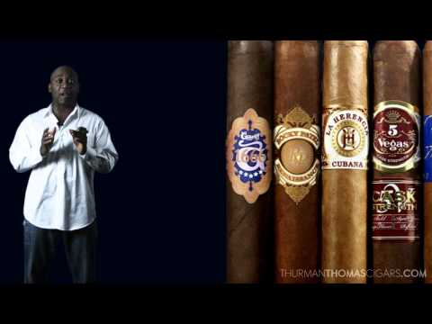 Thurman Thomas Cigars Talks NCAA 2012