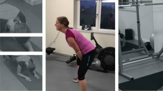 Client Weight Training: Sylvia Smith
