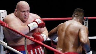 Le boxeur le plus GROS (obèse) DU MONDE