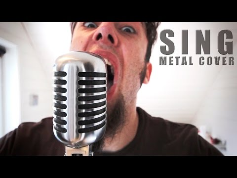 Ed Sheeran - Sing (metal cover by Leo Moracchioli)