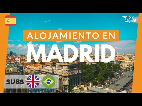 Alojamiento En Madrid | España (2019)