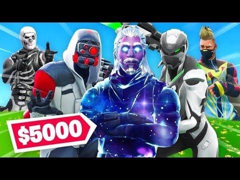 My $5000 Fortnite Account