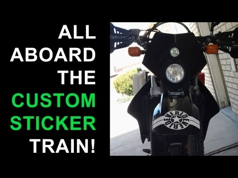 O#o All Aboard The Sticker Train! Custom Stickers & Other Shameless Self Promotion ;) [mv]{