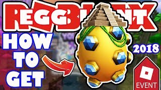 [EVENT] How To Get the Treasured Egg of the Jungle Temple - Roblox Egg Hunt 2018 - Ruins of Wookong