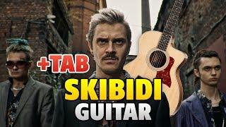 Little Big – Skibidi (fingerstyle guitar cover)