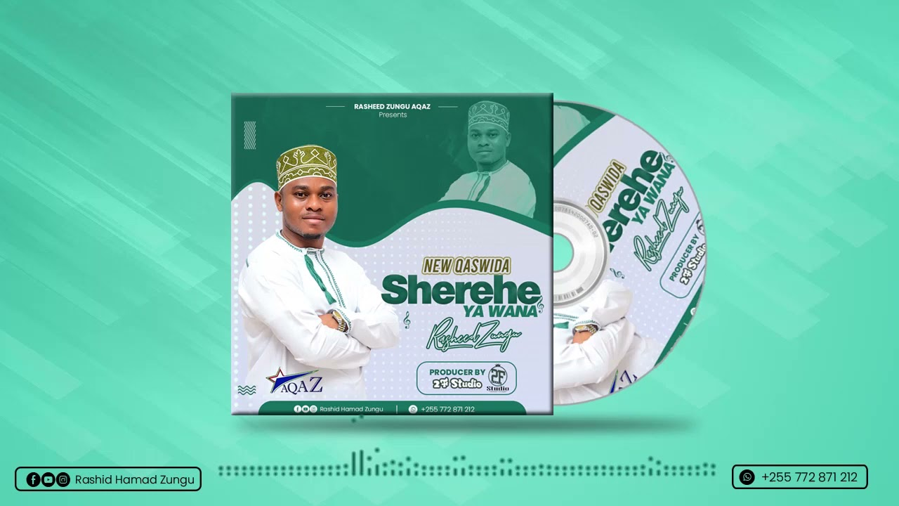 Download New qaswida Officials audio Rashid zungu