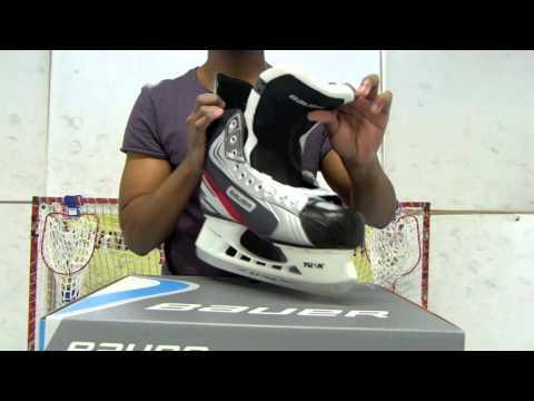 Bauer Vapor X1.0 Ice Hockey Skates Video Review