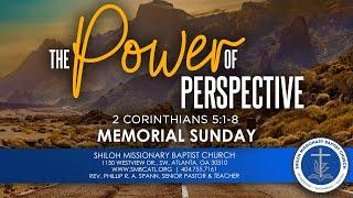 Sunday Sermon 9.11