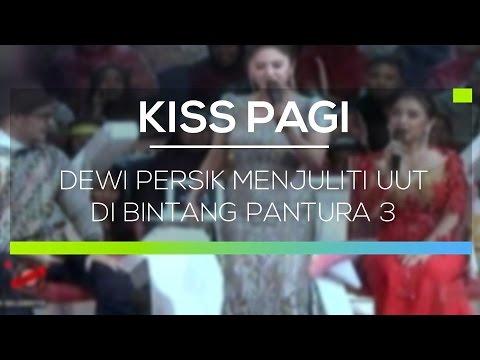 Dewi Persik Menjuliti Uut di Bintang Pantura 3  - Kiss Pagi