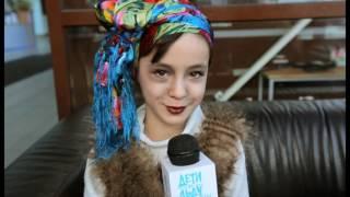 Шестая серия проекта «Дети на льду. Звезды» (второй тур. Девочки)