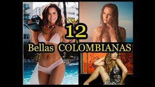 12 Colombianas Bellas y Talentosas/Actrices